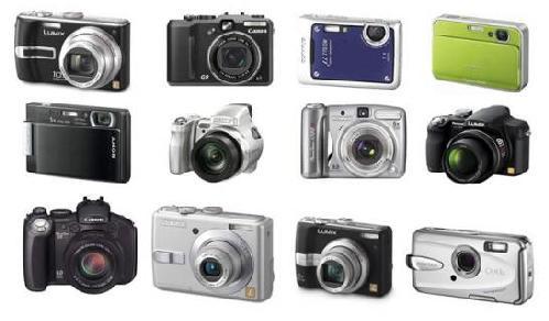 Una cámara, un buen regalo para un amigo