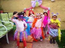 Felicitaciones de cumpleaños con fiestas temáticas