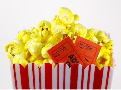 Regala entradas al cine para felicitar