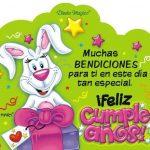 3 Felicitaciones de cumpleaños en Facebook
