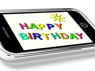 Felicitaciones de cumpleaños para mandar por whatsapp