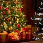 Frases de felicitaciones navideñas para regalar a todos los que gustes.